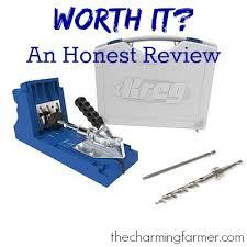 kreg screws lowes. worth it? kreg jig k4 review - the charming farmer screws lowes k