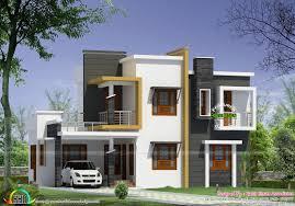 elegant modern style house designs 10 indian home kerala design floor plans 368611