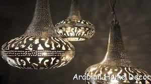 moroccan 3 in 1 pendant chandelier lamp ceiling light fixture