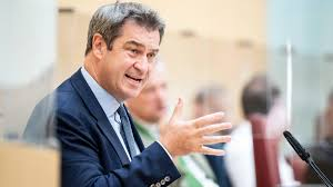 Cabinet söder is the name of any of two cabinets in the german state of bavaria led by markus söder: Soder Bayern Soll Bis 2040 Klimaneutral Werden Zdfheute