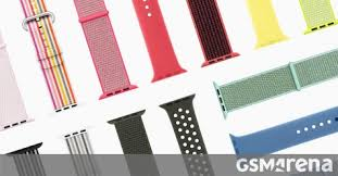 Apple announces <b>new</b> Spring Collection for <b>Watch bands</b> ...
