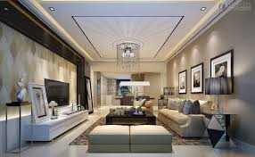 Interior Design Large Living Room Ceiling Design In Living Room Shows More Than Enough About How To