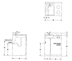 small kitchen sink measurements size standard flawless sinks dimensions double