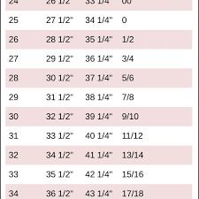 Bke Jeans Size Chart Clothing 1 Size Chart Tops Buckle Jeans Size Chart Women U S Www