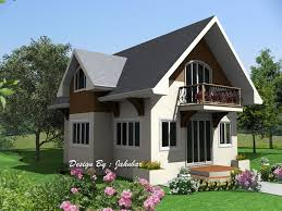 attic home design attic attic house and square meter simple and cute house design