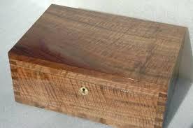 handmade wooden keepsake box with lock small toy