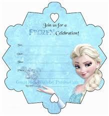 Frozen Birthday Invitations Frozen Birthday Invitation Frozen Party Nailartssravi
