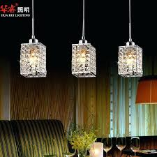contemporary crystal pendant lighting crystal pendant lights