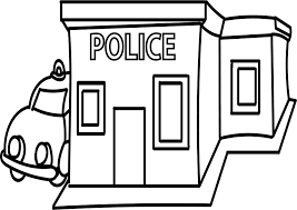 Small Picture Emejing Police Coloring Pages Pictures New Printable Coloring