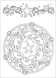 Disegni Da Colorare Mandalas 19 Disegni Da Colorare Disegni Di