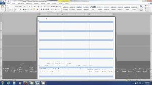 How To Insert An Image Into A Label Template Sheet In Word - Youtube