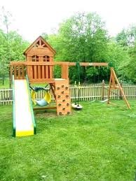 diy wooden swing set kits backyard discovery accessories parts prestige backya