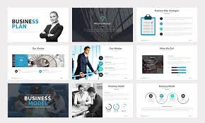 Business Plan In Powerpoint 20 Outstanding Business Plan Powerpoint Templates The Inspiration Blog