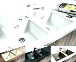 Cinder Sink Colours Photo Colors Precis Blanco Silgranit Sinks Lowes Apron  Front  Diamond White R37
