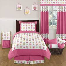 owl toddler bedding for girls 47 best little girls bedding sets images on bedding