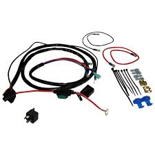 Basic horn or l wiring kit air electric car bike truck incl ne