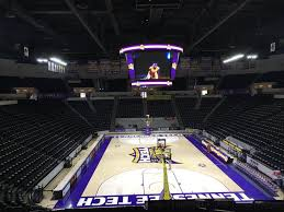 Hooper Eblen Center Tennessee Tech Golden Eagles Stadium