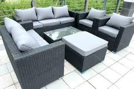 rattan outdoor furniture rattan garden
