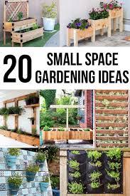 20 creative diy garden ideas for small