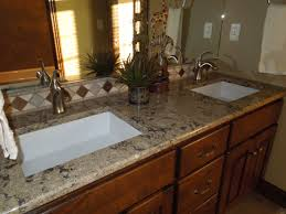 Marble Bathroom Sink Countertop Bathroom Ideas Bathroom Countertops With Silver Faucet Ideas And