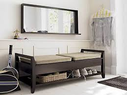 Storage Bench Seat With Coat Rack Furniture Shoe Storage Seat Coat And Shoe Storage Hall Storage 35
