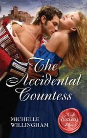 mills boon australian cover for the accidental countess by mice willingham