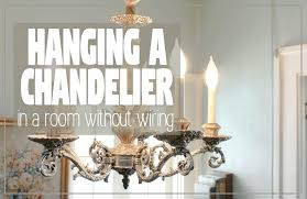 full size of chandelier fixture for ceiling fan hanger loop or tel how to hang a large