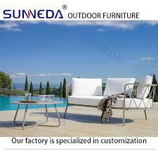 china argos garden furniture aluminum