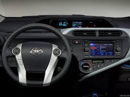 2012 Toyota Prius C - Interior   Wallpaper #20