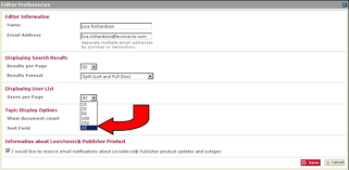 LexisNexis® Help - What's New - December 2010