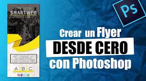 Como Hacer Un Flyer Publicitario En Photoshop Descarga Gratis Psd