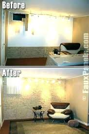 faux stone faux stone wall panels interior fake stone wall faux stone accent wall faux