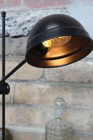 french industrial lighting. French-Industrial-Brass-Desk-Lamp-has-a-metal- French Industrial Lighting