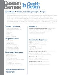 Digital Media Resume Guide