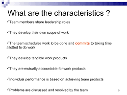 How To Be A Good Team Leader At Work Creating Effective Teams Ppt