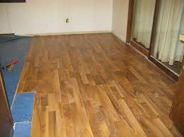 sealing laminate floors