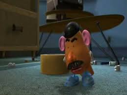 mr potato head toy story 2. Brilliant Toy Toy Story 2  Mr Potato Angry Eyes With Mr Head
