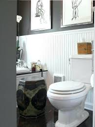 white beadboard bathroom. White Beadboard Bathroom Amazing Traditional With In Also Modern Toilet Design Exciting Dark Brown Marble Floor C