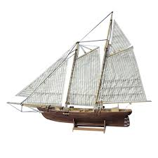 1 120 scale wooden wood sailboat ship kits 3d puzzle model building decoration boat gift toy cod