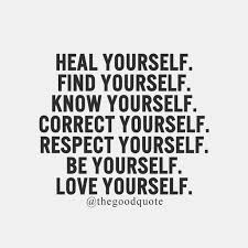 Heal Yourself Quotes