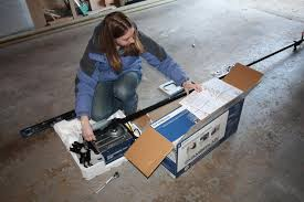 replacing garage door openerInstalling the Garage Door Opener  Voidsmithcom