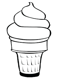 free ice cream coloring pages ice cream coloring book and free ice cream cone coloring pages