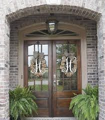front porch decorating exterior doors