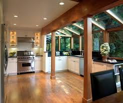 Kitchen Addition Kitchen Addition Cost Traditional With Black Granite Square