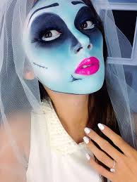 corpse bride makeup done by alana dawn get the dels and s i used on our