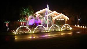 Christmas Lights In Sunrise Florida Florida Christmas Pictures Wallpapers 63 Images