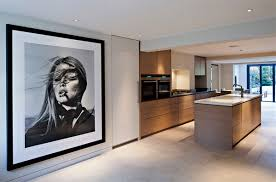 large photography kitchen wall on large kitchen wall art with 20 art inspirations for your kitchen walls eatwell101