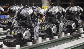 harley davidson launches all new milwaukee eight engine