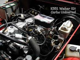 jeep weber carburetor conversions page weber carburetor on jeep chrome aircleaner