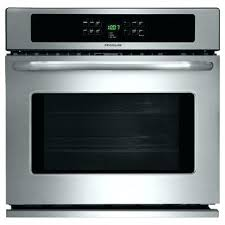 self cleaning toaster oven single electric wall stainless steel door best way to clean glass